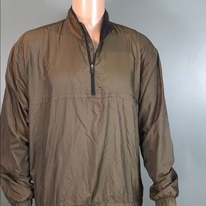 Clearwater Outfitters Mens Brown Pull Over SZ.L